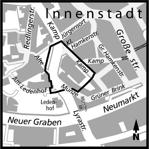 Stadtplanung In Osnabrück